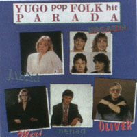 Yugo pop folk hit parada